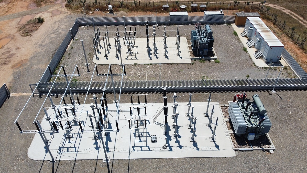 SSE for PV plant in Sardinia