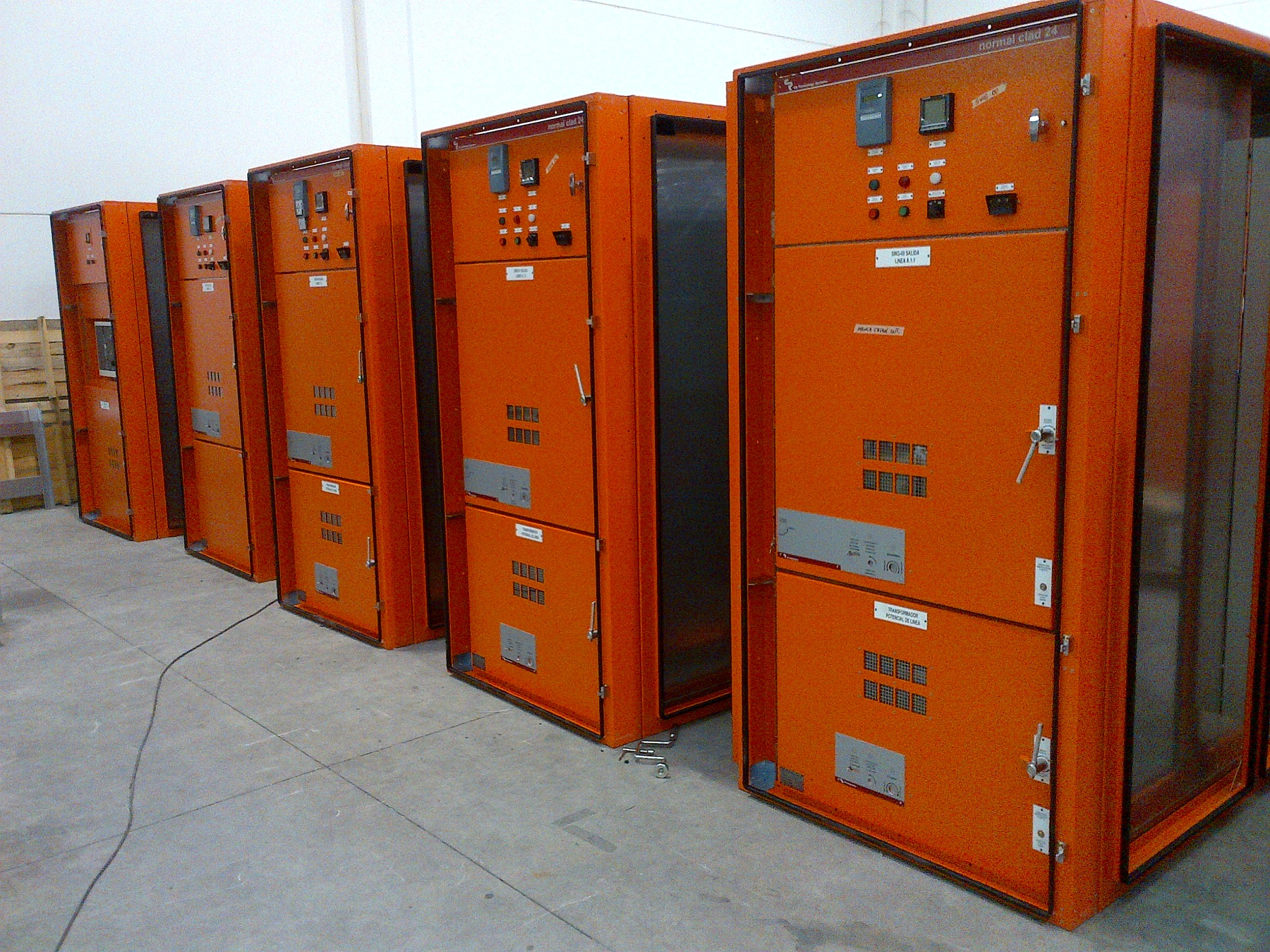 MV AIS IP65 Electrical switchgear for Peru, Latin America