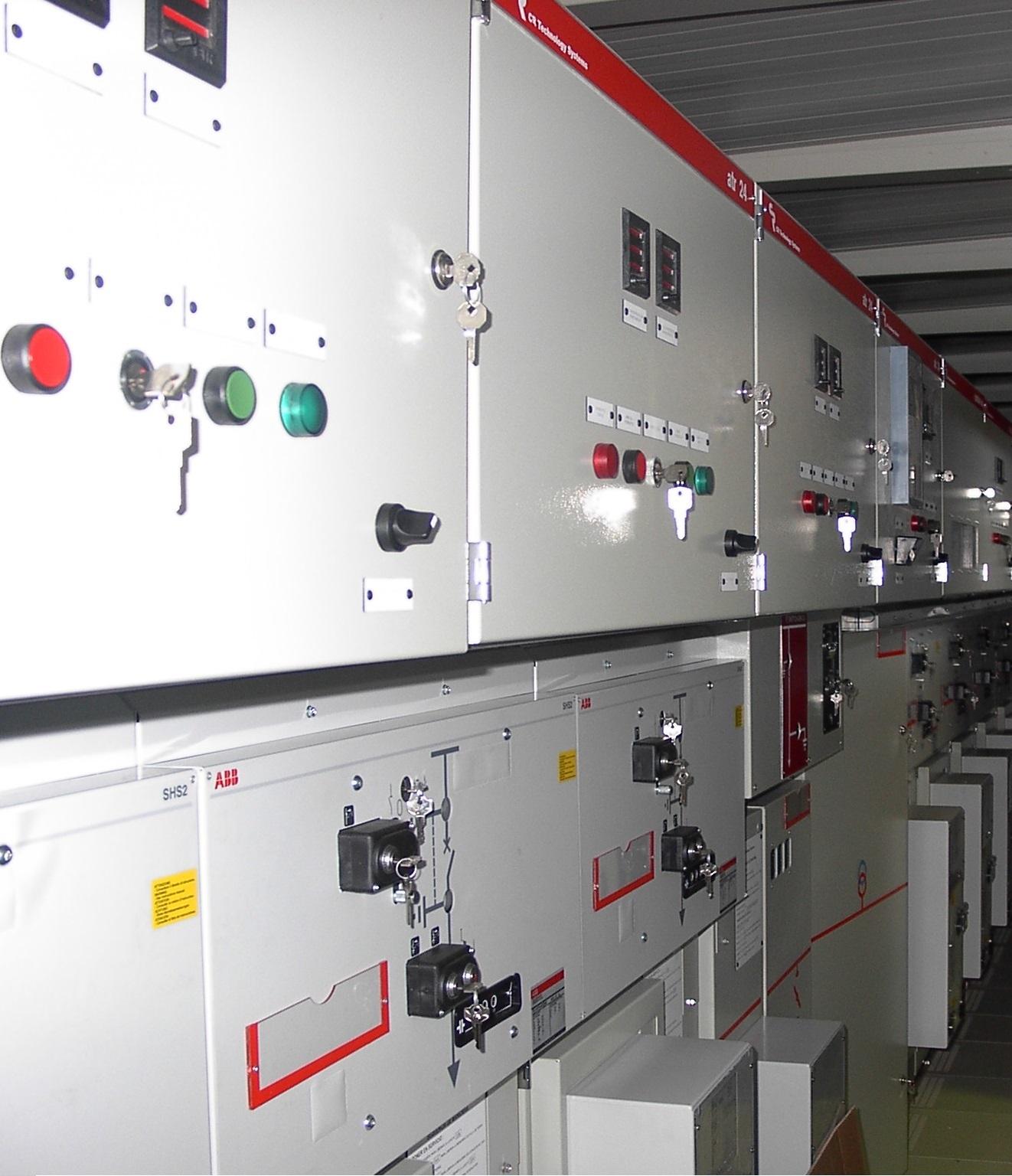 Product MV switchgear