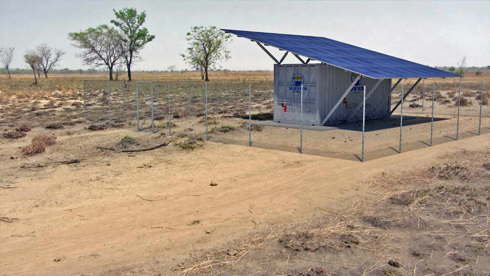 photovoltaics in Ivory Coast, Africa