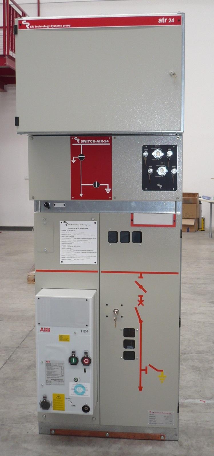 MV AIS Switchgear for Panama