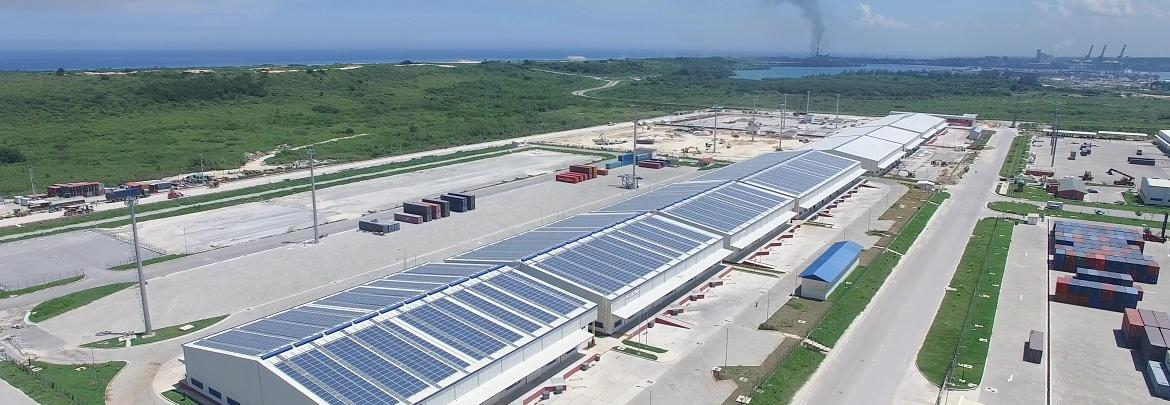 rooftop photovoltaic plant