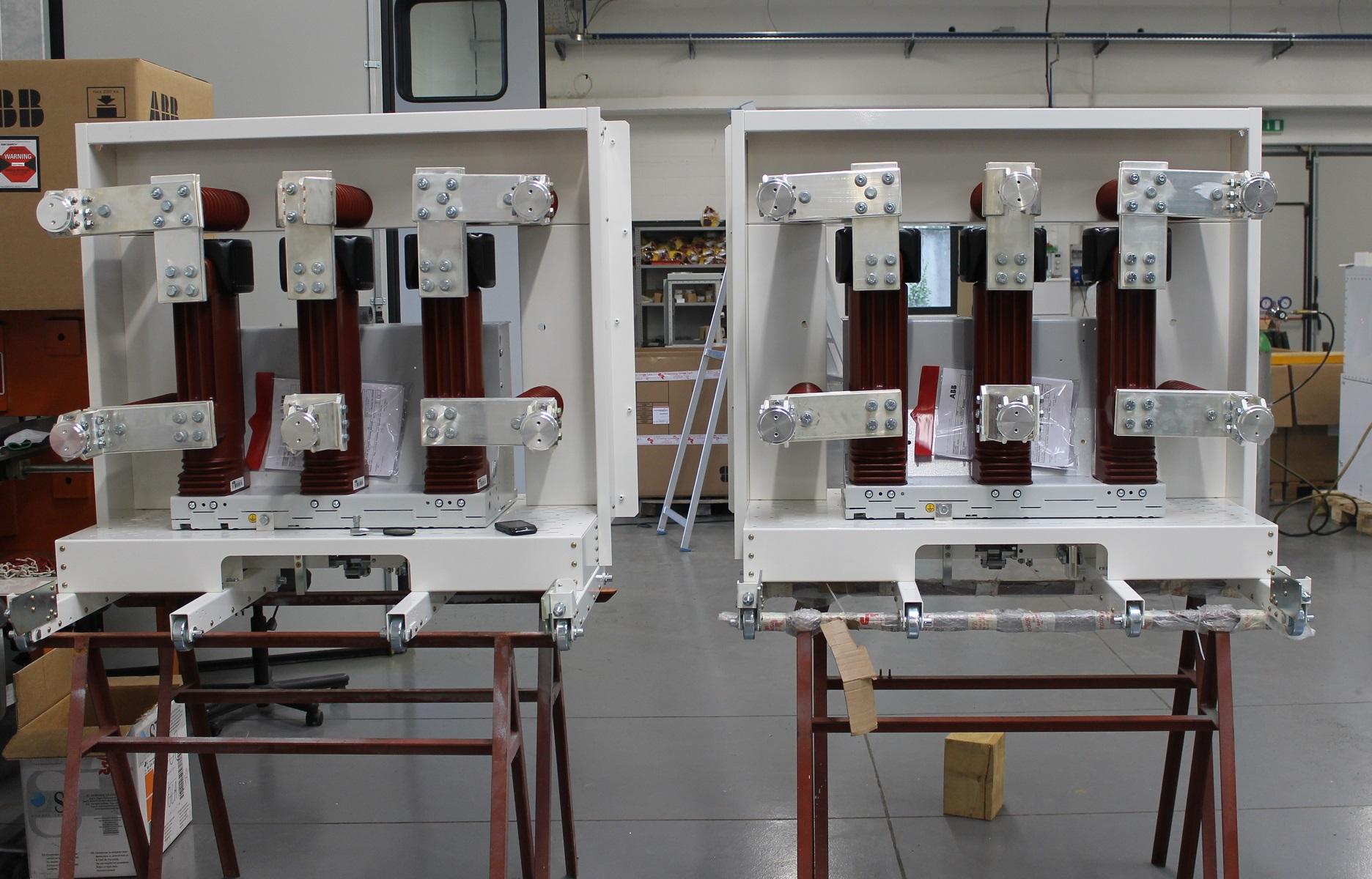 Retrofit circuit breakers in the Netherlands