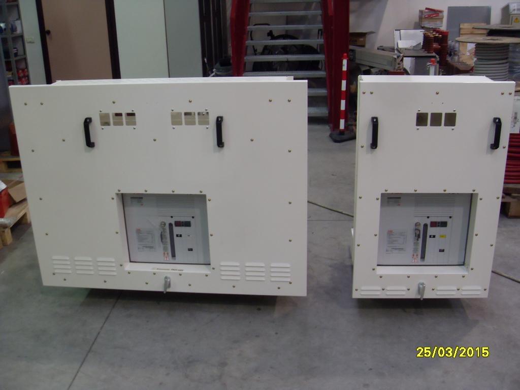 Retrofit circuit breakers for Holland