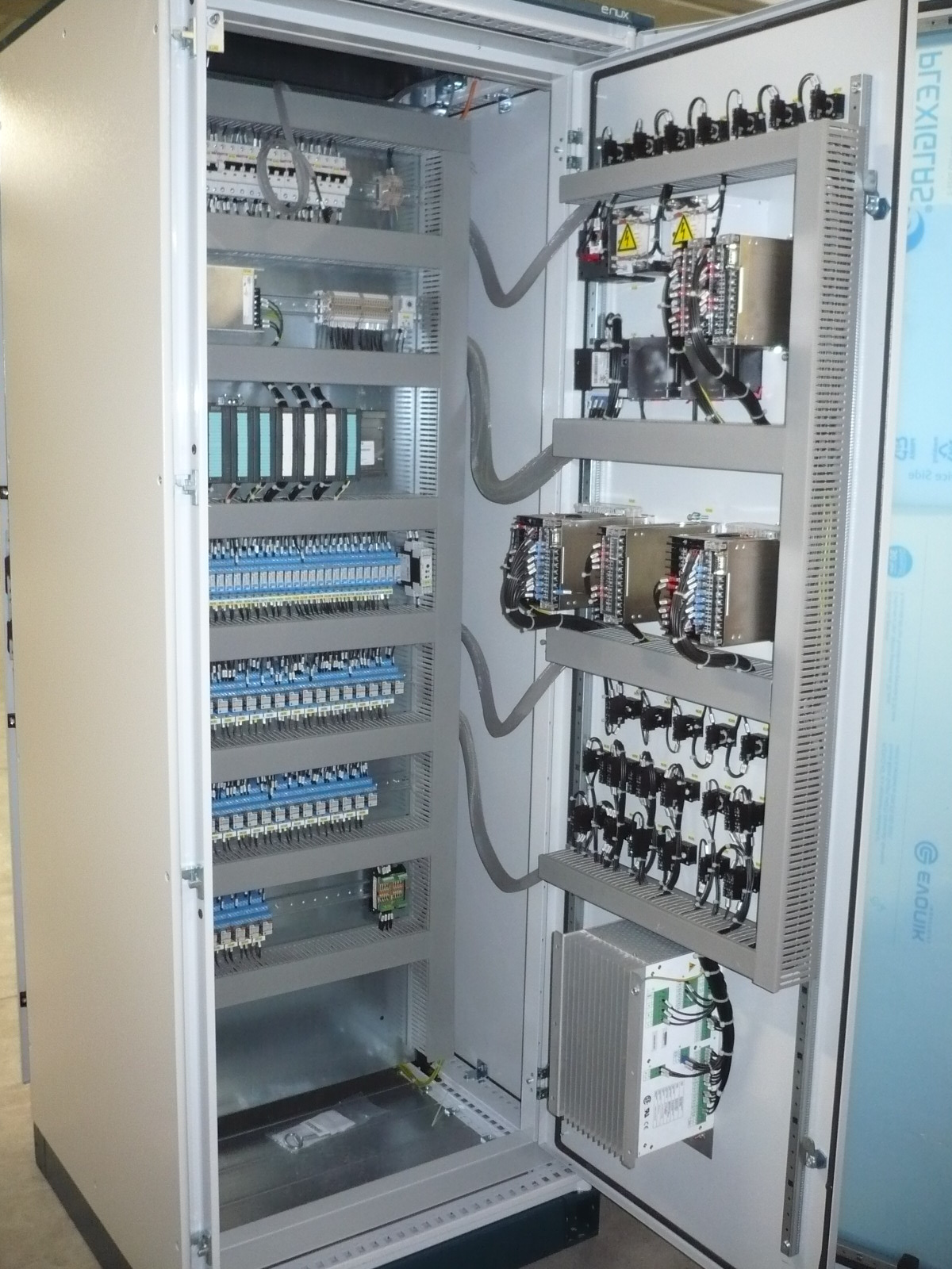 SCADA System for North Africa