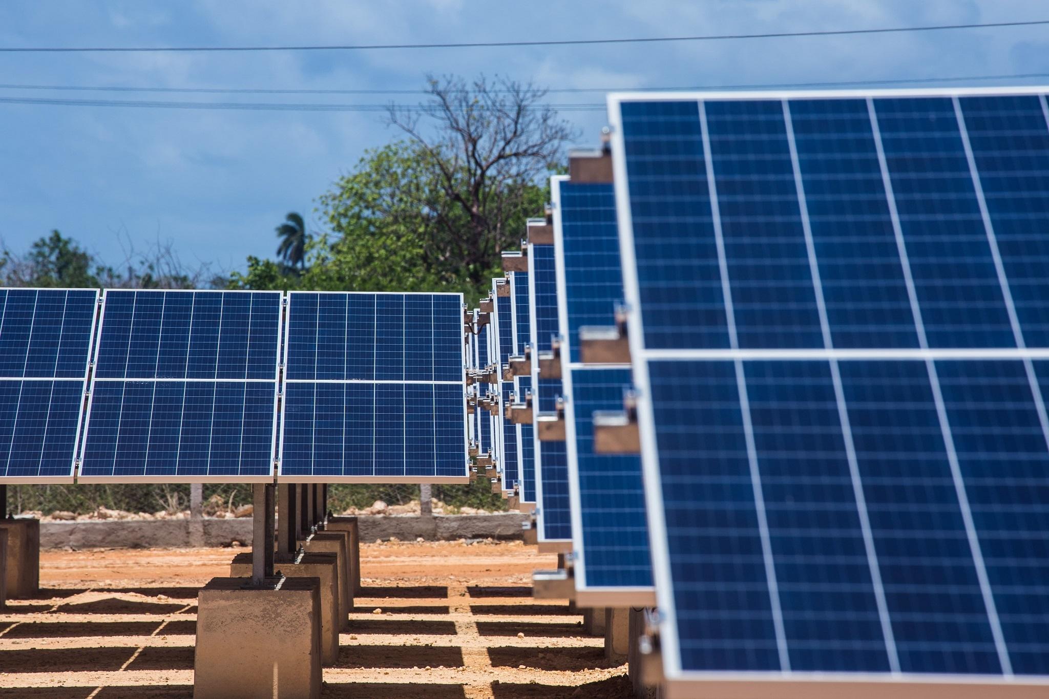 paneles solares para sistemas fotovoltaicos en Cuba