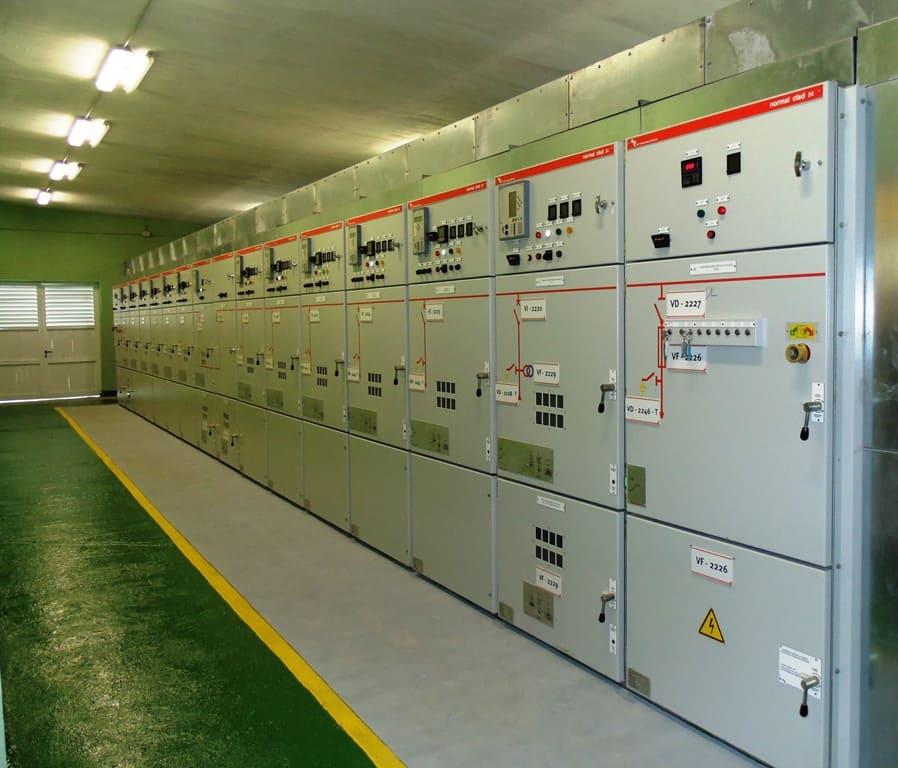 AIS MV metal-clad switchgear