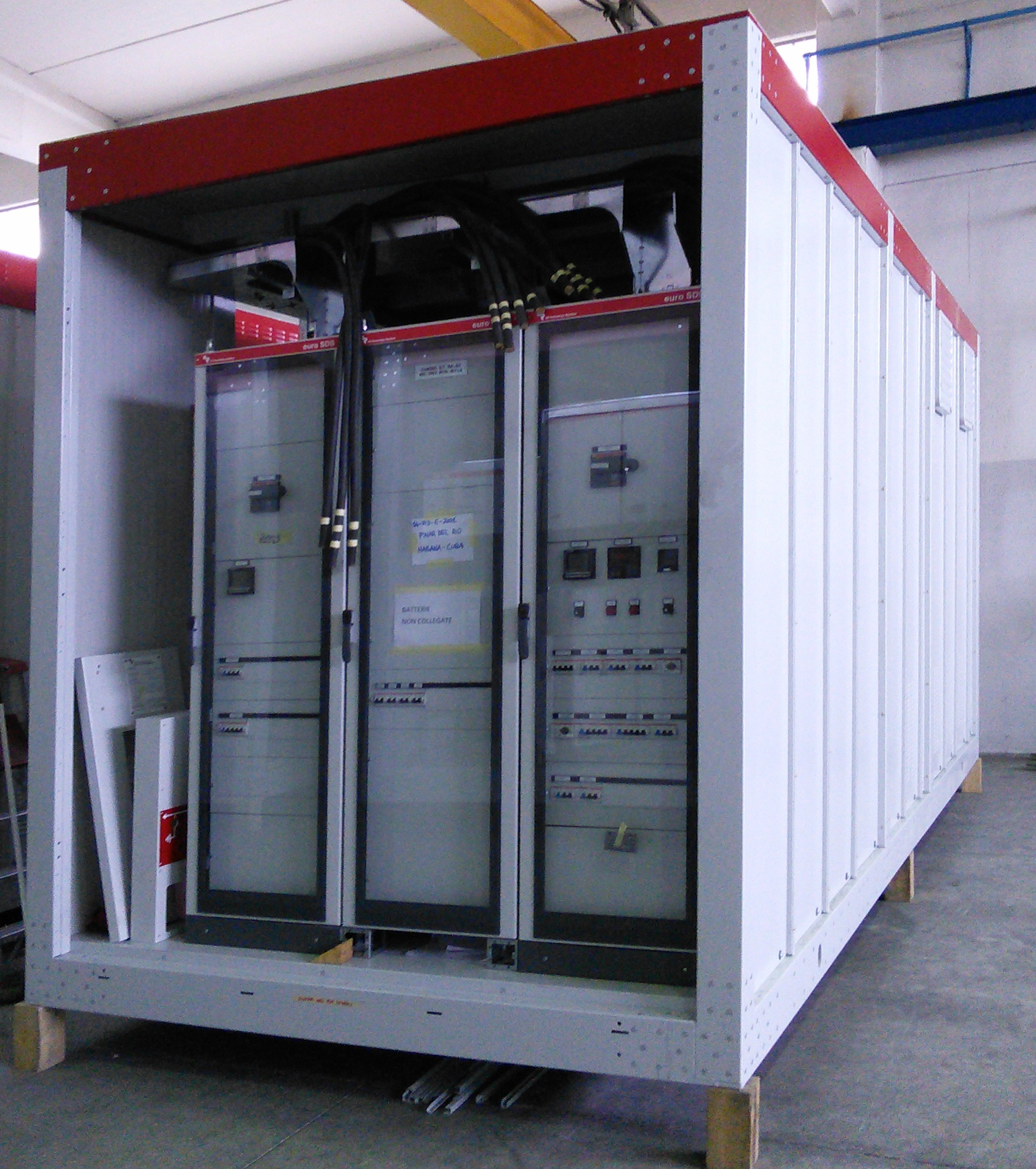 LV Electrical Switchgear