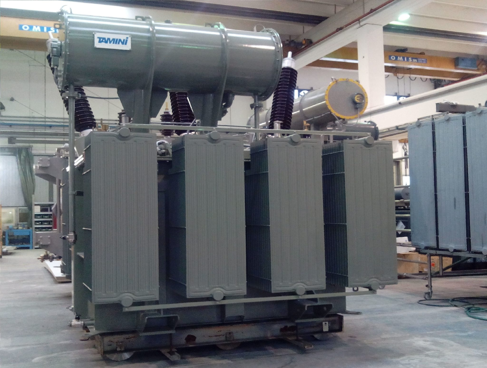 Power transformer for Albania, Europe