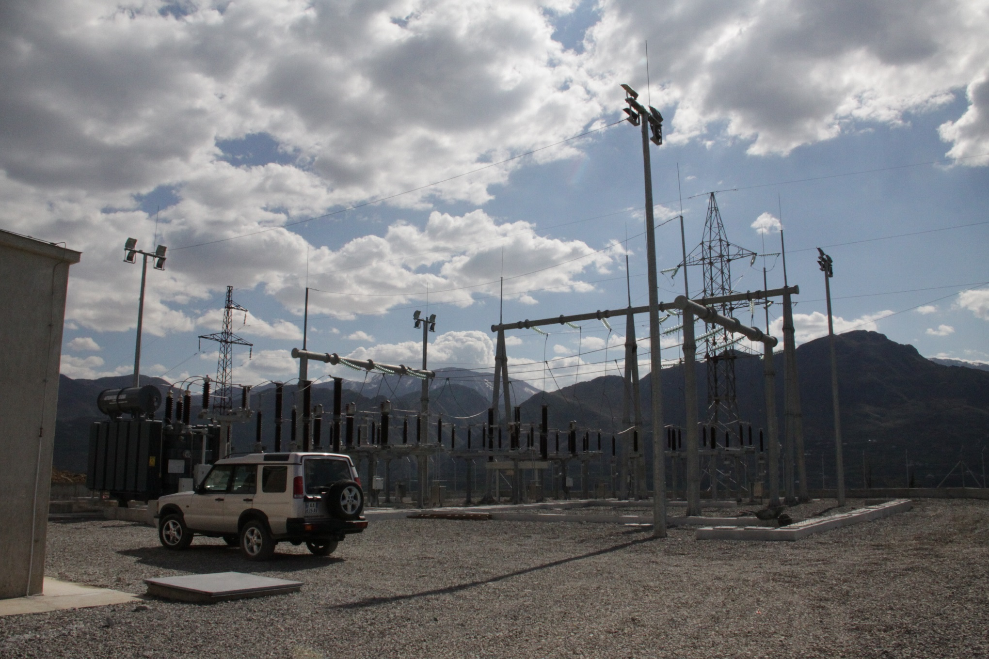 All You Would Like To Know About Electrical Substation