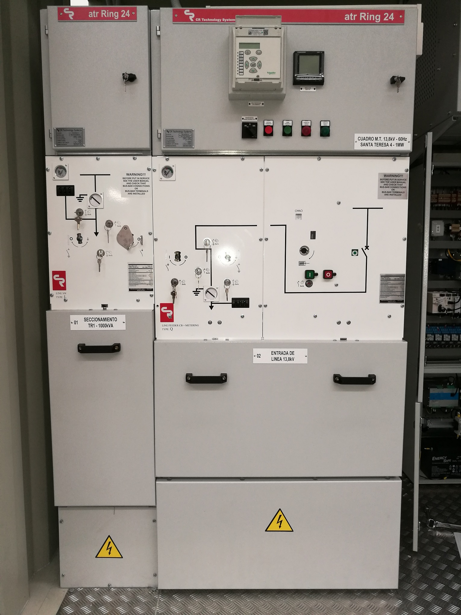 ATR-Ring MV switchgear