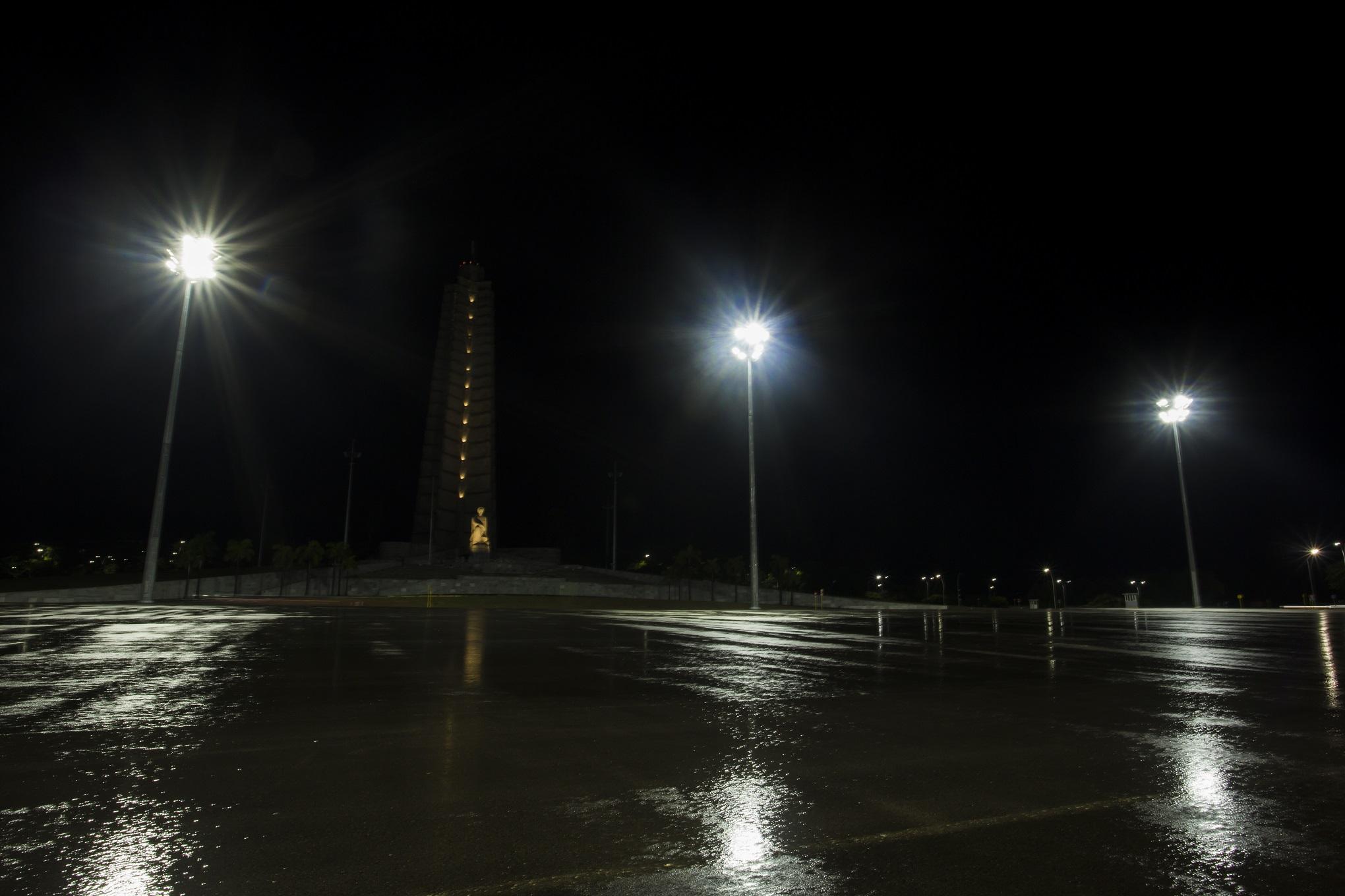 système d'éclairage La Havane
