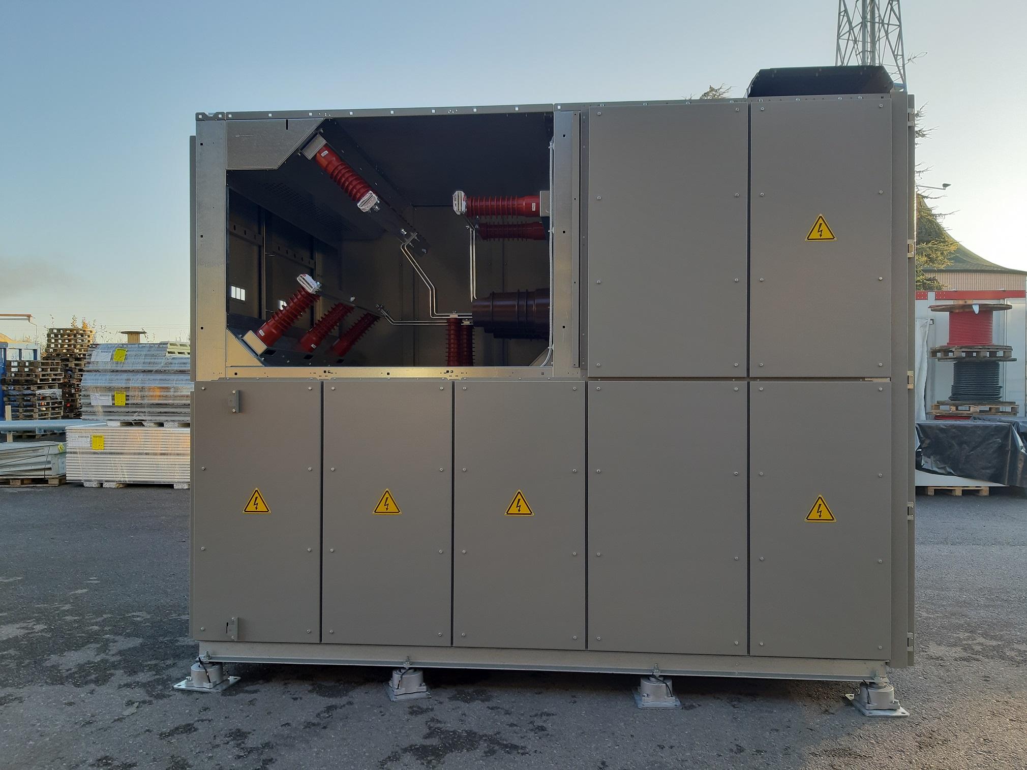 40.5kV electrical switchgear