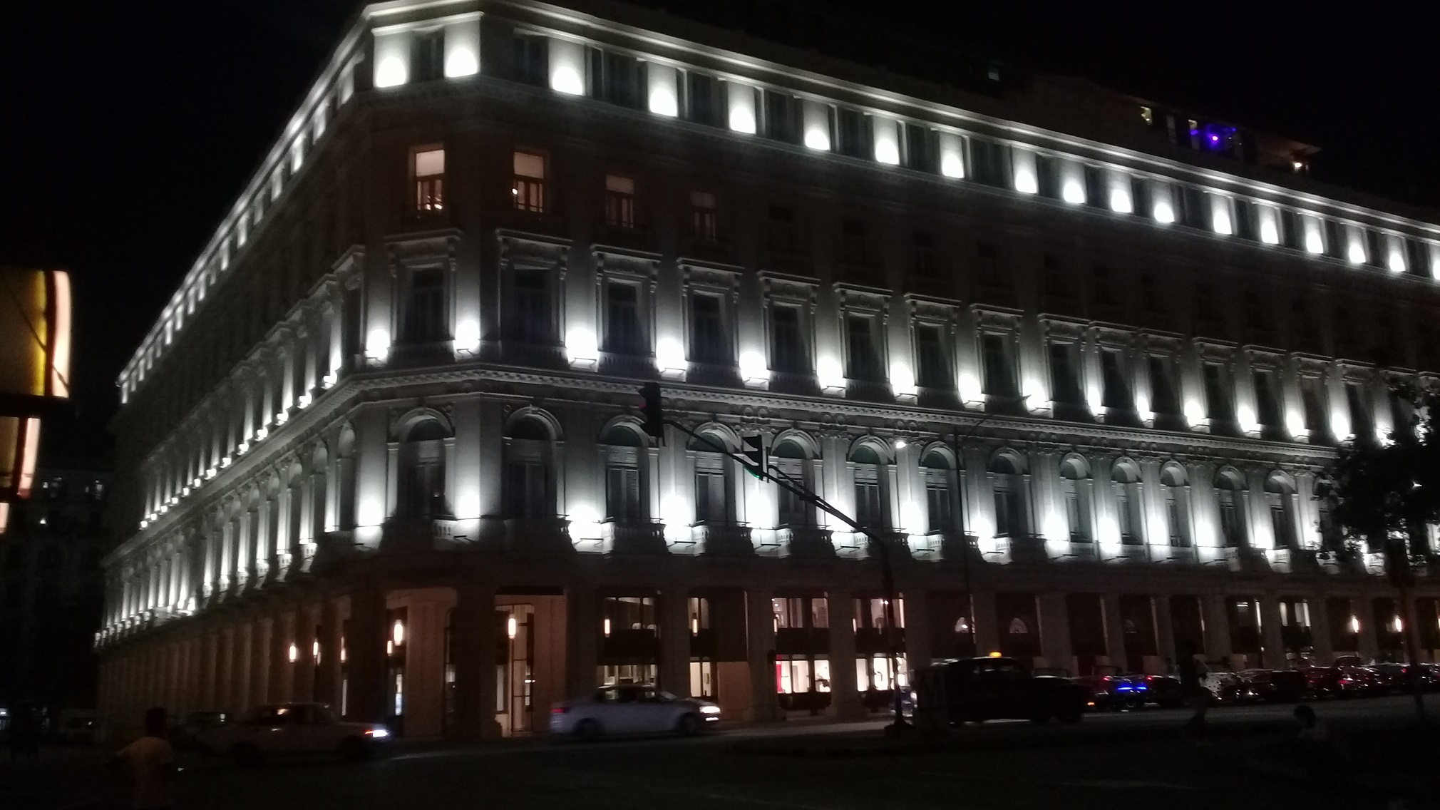 Lighting system Cuba