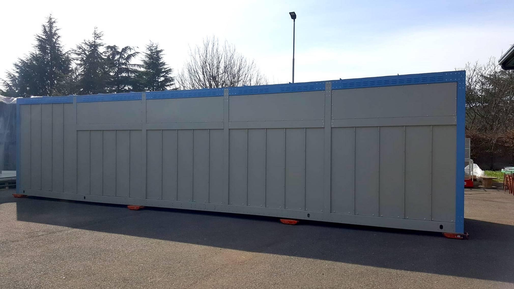 MV Modular Shelter