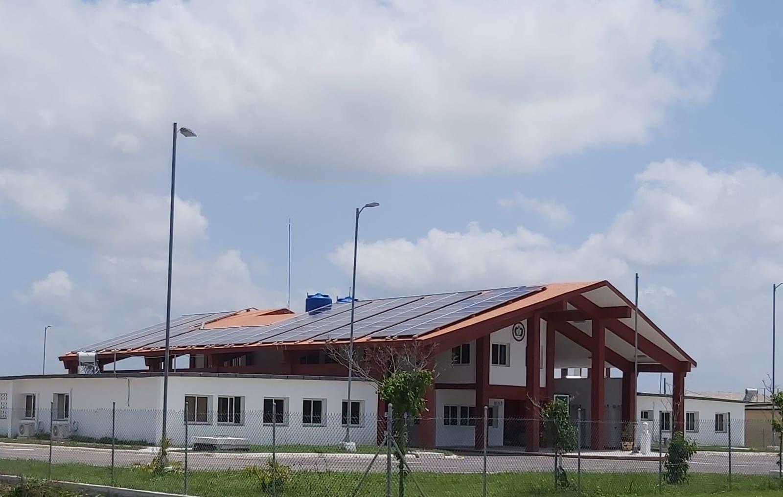 Planta Fotovoltaica Programa Energético Cubano