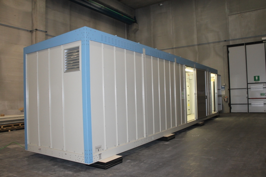 E-house compact substation Cuba