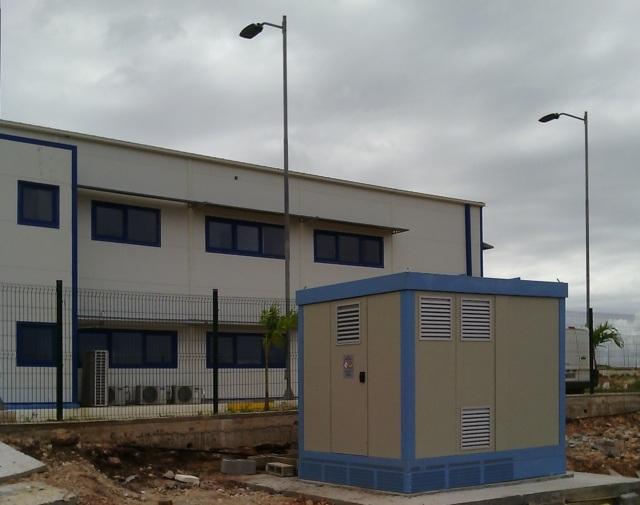 compact substation Cuba
