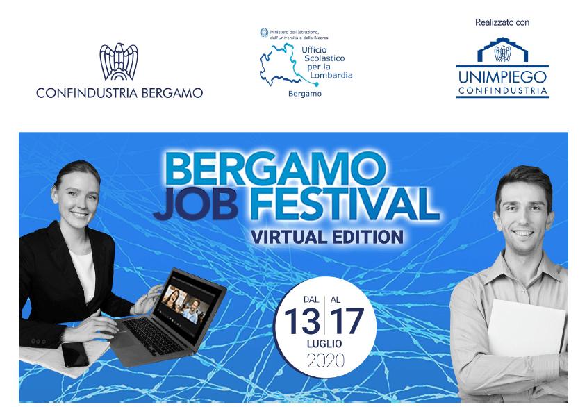 el futuro de los jovenes Bergamo Job Festival