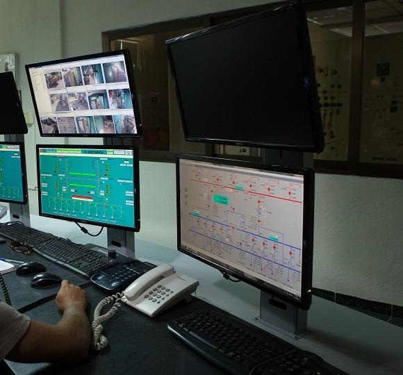 Sistema SCADA de monitoreo y supervisión, Cuba