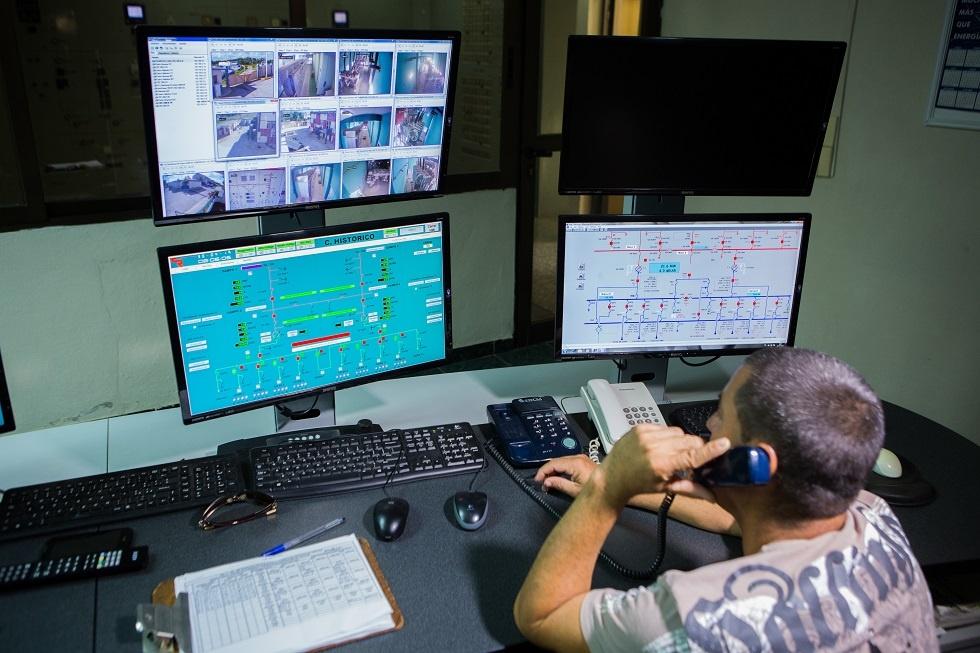 Sistema SCADA para el control de la subestación electrica