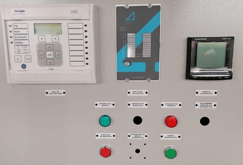 switchgear internal-arc sensors Arcteq product