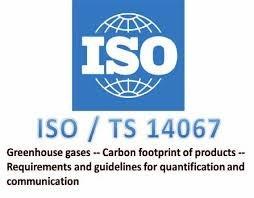 ISO TS 14067 2018
