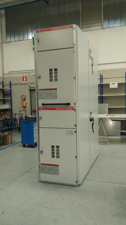 Normal Clad Duplex Switchgear